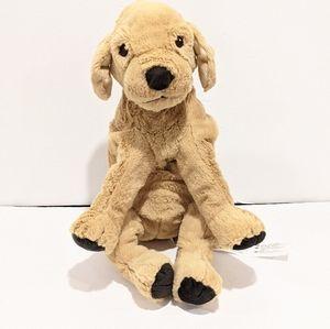 "IKEA Gosig Golden retriever dog plush 14"""